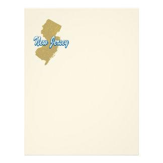 New Jersey Letterhead