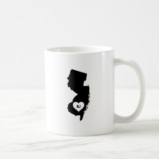 New Jersey Love Coffee Mug