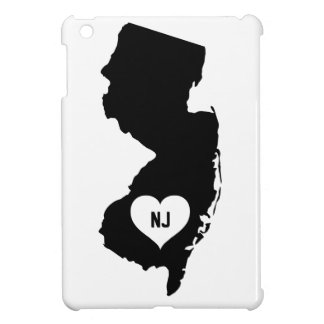 New Jersey Love iPad Mini Cover