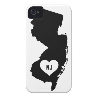 New Jersey Love iPhone 4 Case