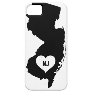 New Jersey Love iPhone 5 Cover