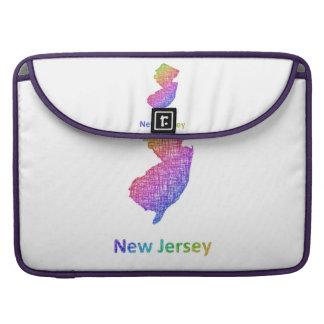 New Jersey MacBook Pro Sleeves