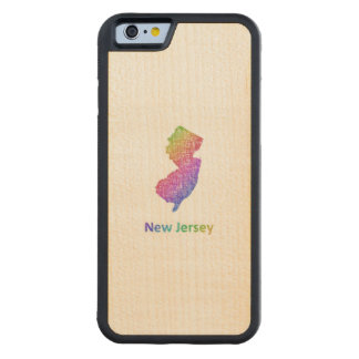 New Jersey Maple iPhone 6 Bumper