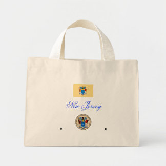 NEW JERSEY MINI TOTE BAG