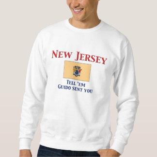 New Jersey Motto Sweatshirt