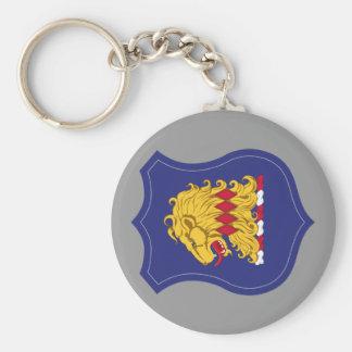 New Jersey National Guard - Key Chain