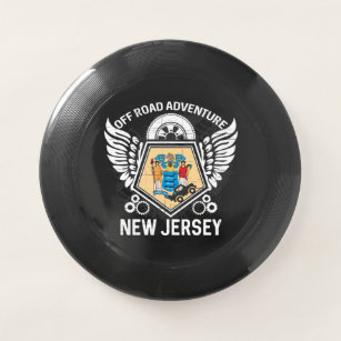New Jersey Off Road Adventure 4x4 Trails Mudding Wham-O Frisbee