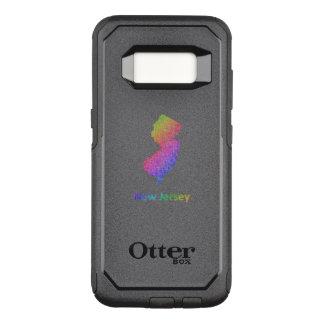 New Jersey OtterBox Commuter Samsung Galaxy S8 Case