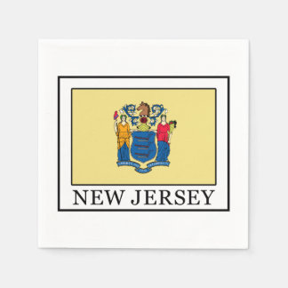 New Jersey Paper Napkins