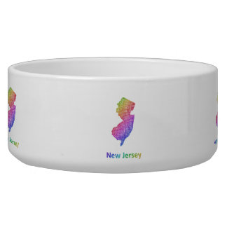 New Jersey Pet Water Bowl