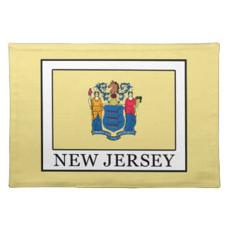 New Jersey Placemat