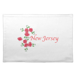 NEW JERSEY PLACEMATS