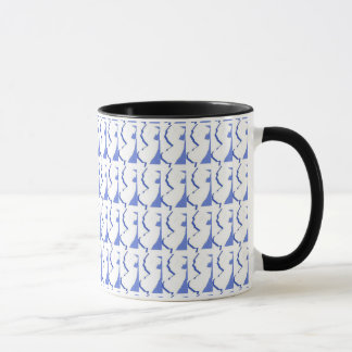 New Jersey Ringer Mug