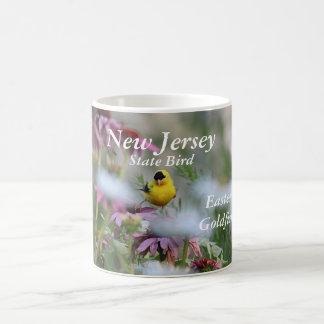 New Jersey state bird goldfinch Coffee Mug