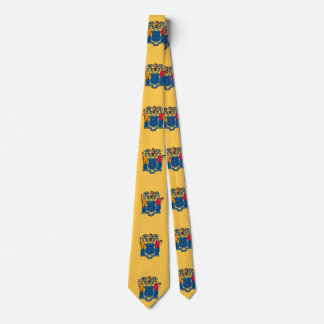 NEW JERSEY STATE FLAG TIE