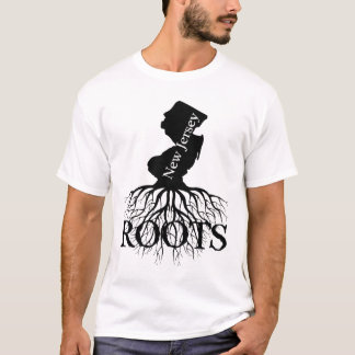 New Jersey State Roots Women's or Men's Shirt