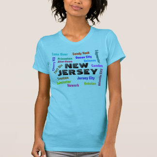 New Jersey state T-Shirt