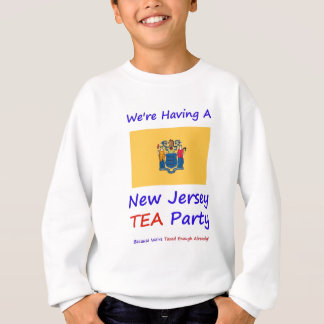 New Jersey TEA Party - We're Taxed Enough Already! T-shirt