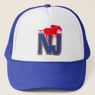 New Jersey thoroughbred zip cap