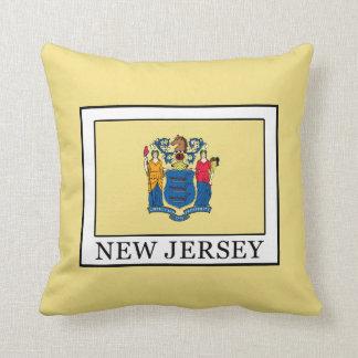 New Jersey Throw Pillow