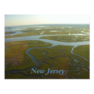 New Jersey Wetlands Postcard