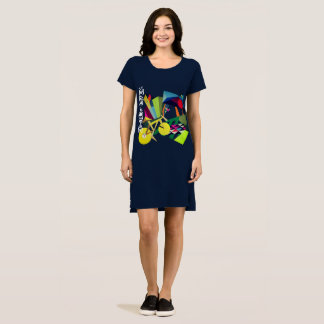 NEW Joy of Life Popular Design by Raluca Nedelcu Dress
