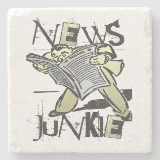 New Junkie Stone Coaster