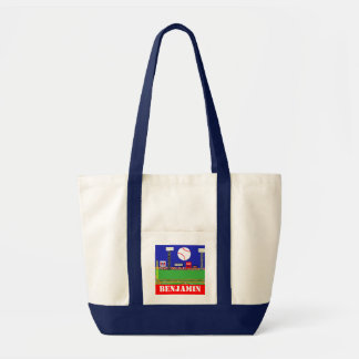 New Kids Sports Baseball Canvas Bag Gift