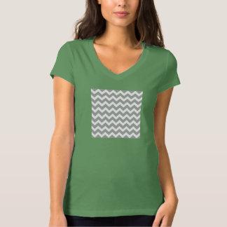New! Ladies elegant designers T-Shirt green