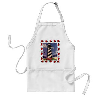 New Ladybug Lighthouse Standard Apron