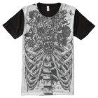 New life (blackandwhite) All-Over-Print T-Shirt