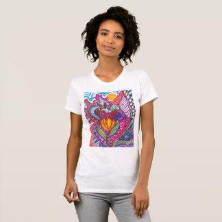 New Life Design #1 - Women's Luxury T-Shirt