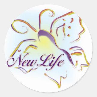 New life Sticker