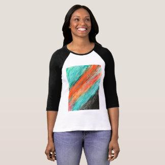 NEW LIFE women Sleeve Raglan T-Shirt