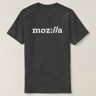 New logo Mozilla - T Shirt