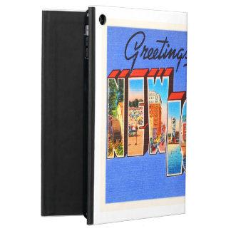 New London Connecticut CT Vintage Travel Souvenir iPad Air Covers