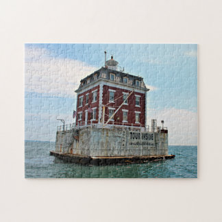New London Ledge Lighthouse, Connecticut Puzzle