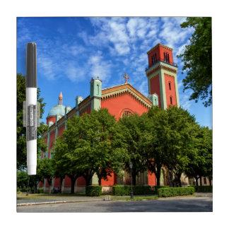 New Lutheran Church in Kezmarok, Slovakia Dry Erase Board