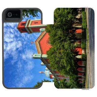 New Lutheran Church in Kezmarok, Slovakia Incipio Watson™ iPhone 5 Wallet Case
