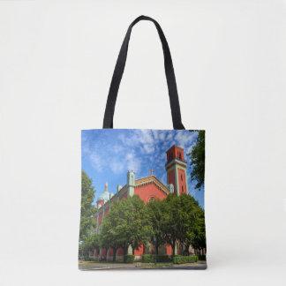 New Lutheran Church in Kezmarok, Slovakia Tote Bag