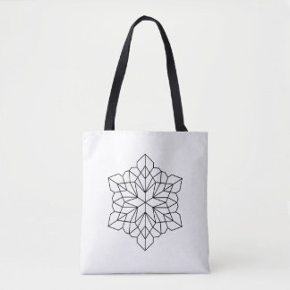 New luxury Tote bag : black and white