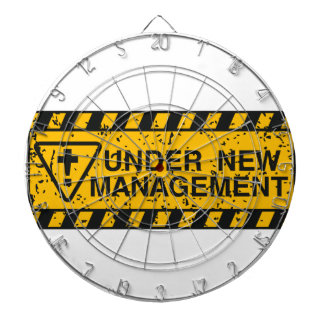 new management dartboard