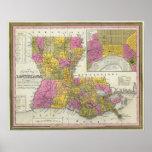 New Map Of Louisiana 3