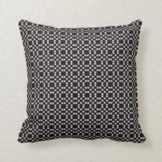New-Market-Onyx-Black-Lumbar-Square M-L Throw Pillow