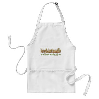 New Martinsville, West Virginia Standard Apron
