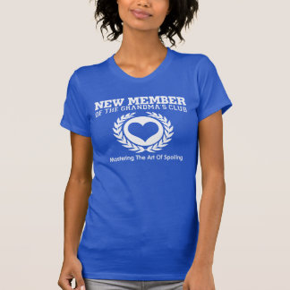 New Member of the GRANDMA'S CLUB T-Shirt