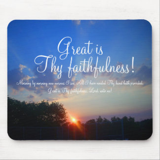 New Mercies Mousepad