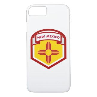 NEW MEXICIO STATE FLAG zazzle Case-Mate iPhone Case