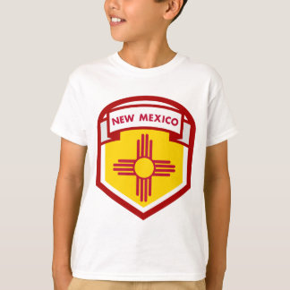 NEW MEXICIO STATE FLAG zazzle T-Shirt