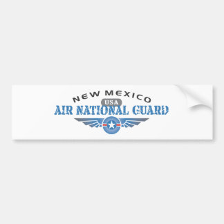 New Mexico Air National Guard Bumper Sticker